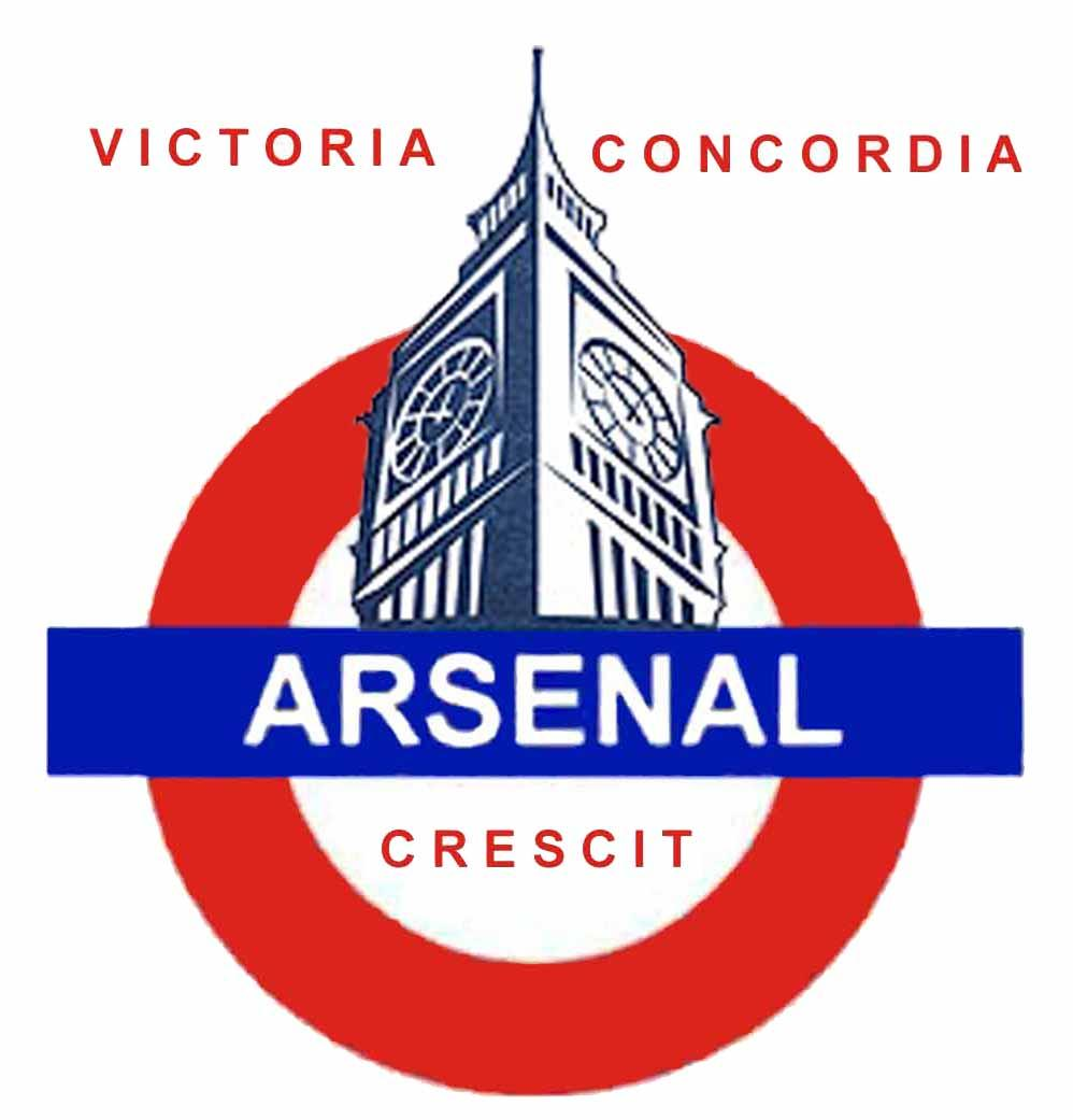 London Arsenal NEW